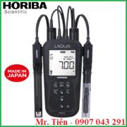 Máy đo nước nhiều chỉ tiêu pH, ORP, độ dẫn, tds, điện trở, nhiệt độ LAQUA PC210 hãng horiba