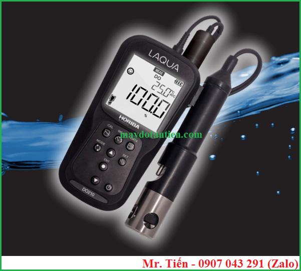 Máy đo Oxy trong nước ao nuôi tôm cá Horiba LAQUA DO 210 (Nhật Bản)