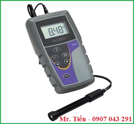 Máy đo Oxy trong nước DO 6+ hãng Eutech