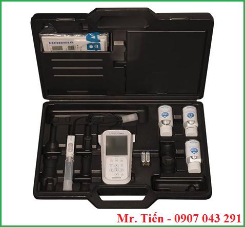 Máy đo pH cầm tay pH 110 hãng Horiba Nhật Bản