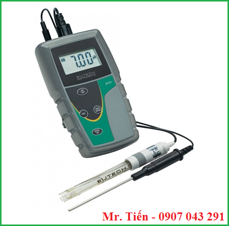 Máy đo pH nước pH 5+ hãng Eutech