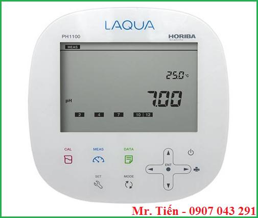Máy đo pH để bàn pH 1100 Horiba Nhật Bản