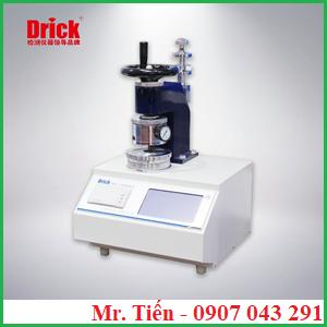 Máy kiểm tra chất lượng độ bền của giấy thùng Carton DRK 109A hãng Drick