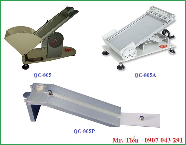 Máy kiểm tra độ bám dính băng keo bằng viên bi QC-805, QC-805A, QC-805P hãng Cometech