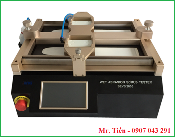 Máy kiểm tra độ bền chà rửa( Wet Abrasion Scrub Tester) BEVS 2805