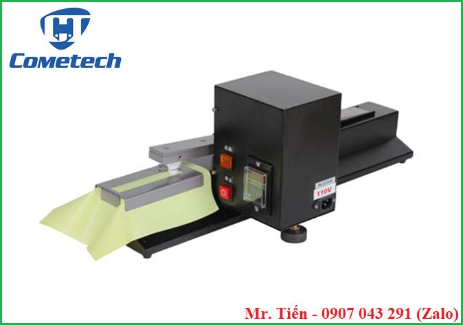 Máy kiểm tra độ bền vải chống sự phai màu mài mòn QC 621 hãng Cometech