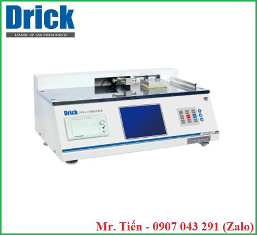 Máy kiểm tra hệ số ma sát của giấy (Coefficient of Friction Tester) DRK 127B hãng Drick