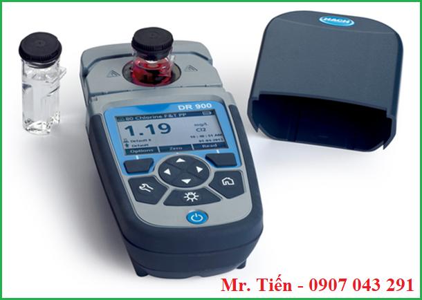 Máy so màu quang phổ đa chỉ tiêu DR900 hãng Hach