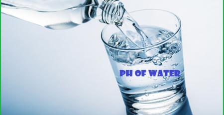 Quy chuẩn Việt Nam của bộ Y tế về độ pH nước máy, nước ăn uống và nước sinh hoạt