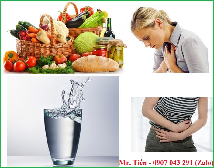 Sử dụng nước uống hoặc thức ăn có nồng độ Nitrit Nitrat cao sẽ khó thở, đau bụng và ung thư
