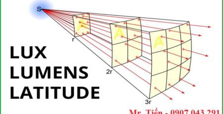 Tìm hiểu về độ rọi lux của bóng đèn