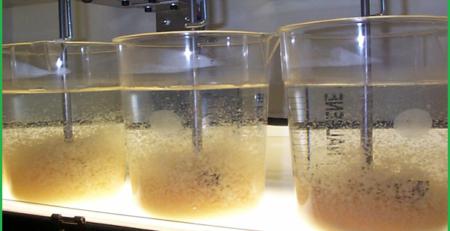 Tìm hiểu về phép thử jartest keo tụ tạo bông trong xử lý nước thải bằng phương pháp hóa lý
