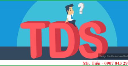 Tìm hiểu về tổng chất rắn hòa tan trong nước Total Dissolved Solids TDS