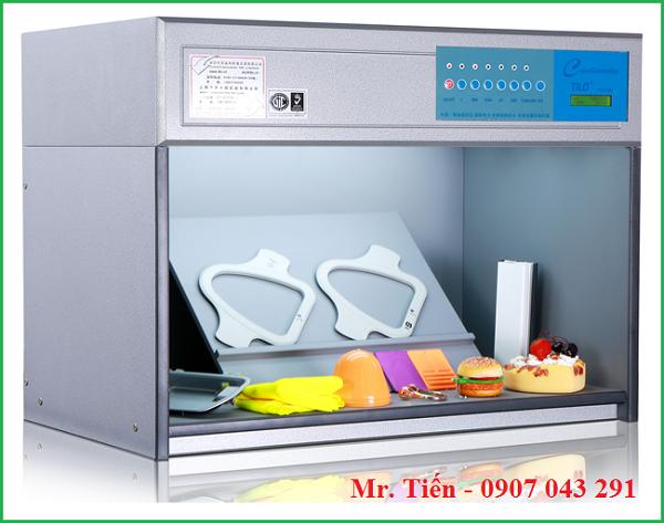Tủ bóng đèn chuẩn xem màu sắc vải P60(6) hãng Tilo