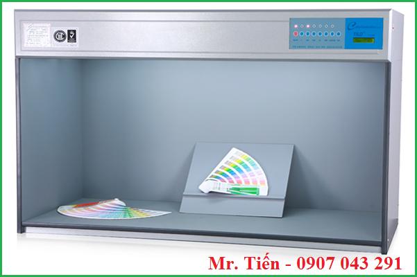 Tủ so màu giấy vải loại lớn P120 hãng Tilo