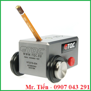 Xe đẩy kiểm tra độ bền sơn chống lại sự trầy xước do bút chì (Pencil Hardness Test) VF2378 hãng TQC Sheen
